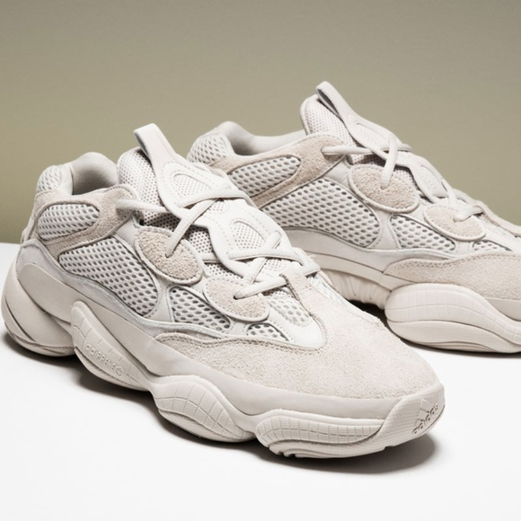 new styles c9338 e597f Yeezy 500 Blush (TRADE OR SELL) NWT
